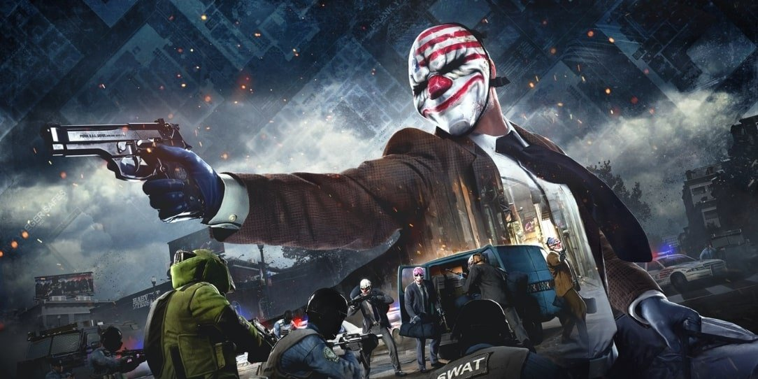 20+ Best Payday 2 Mods (Weekly Updated)