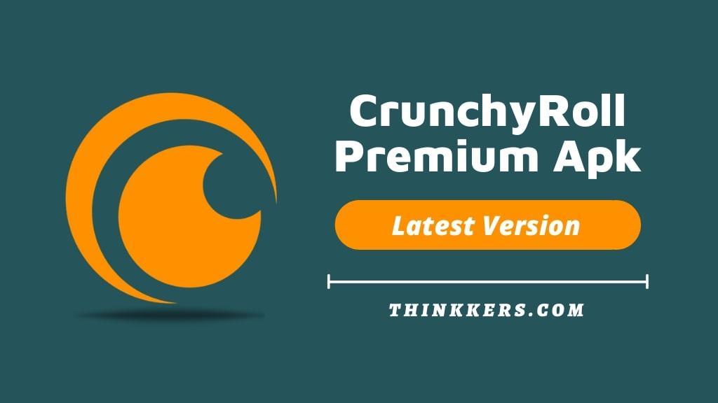 Crunchyroll Premium Free Apk