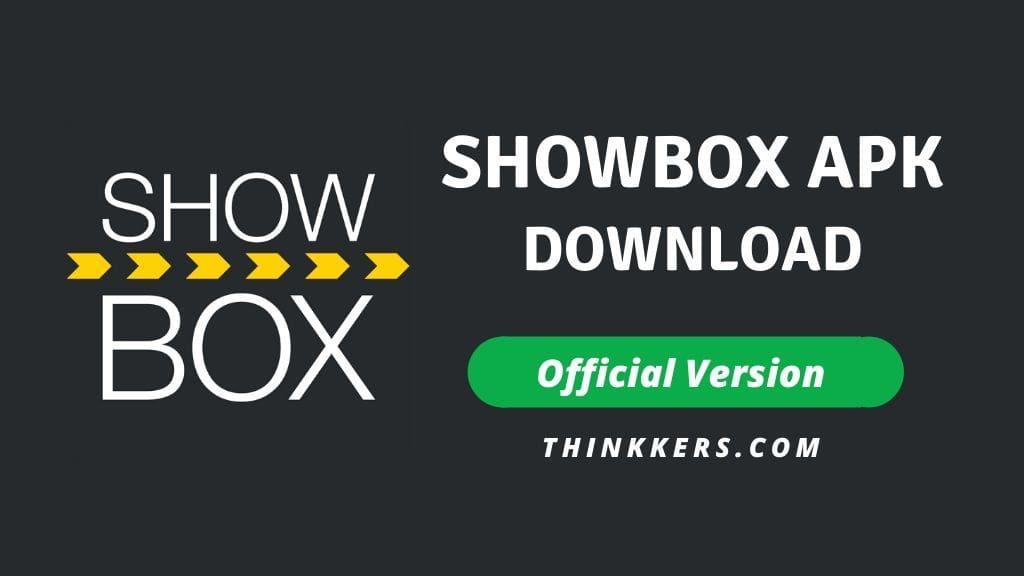 Official Showbox apk