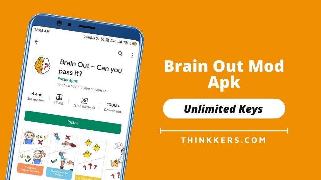 Brain Out Mod Apk - Copy