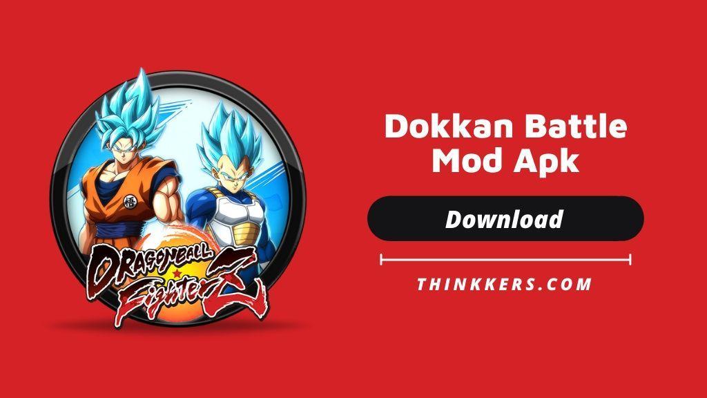 Dokkan Battle Mod Apk - Copy