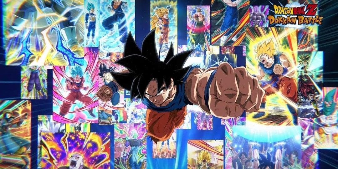 Dragon Ball Z: Dokkan Battle MOD Apk v4.20.0 (High Damage)