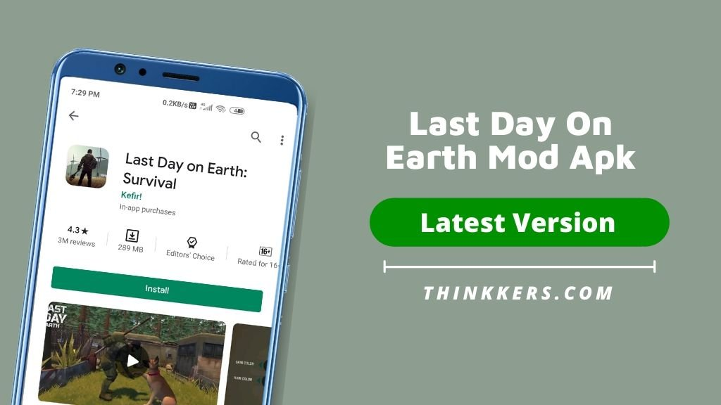 Last Day On Earth Mod Apk - Copy