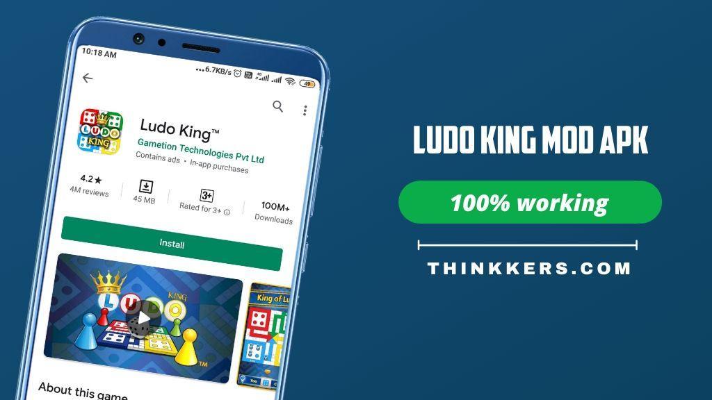 Ludo King Mod Apk - Copy