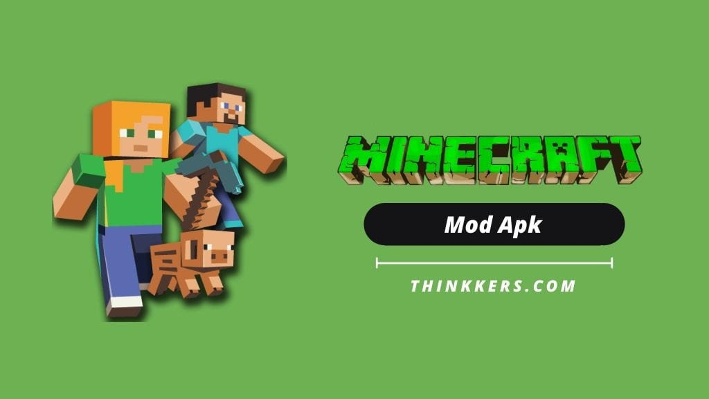 Minecraft Pe Mod Apk V1 16 210 56 One Hit Kill Unlocked Download