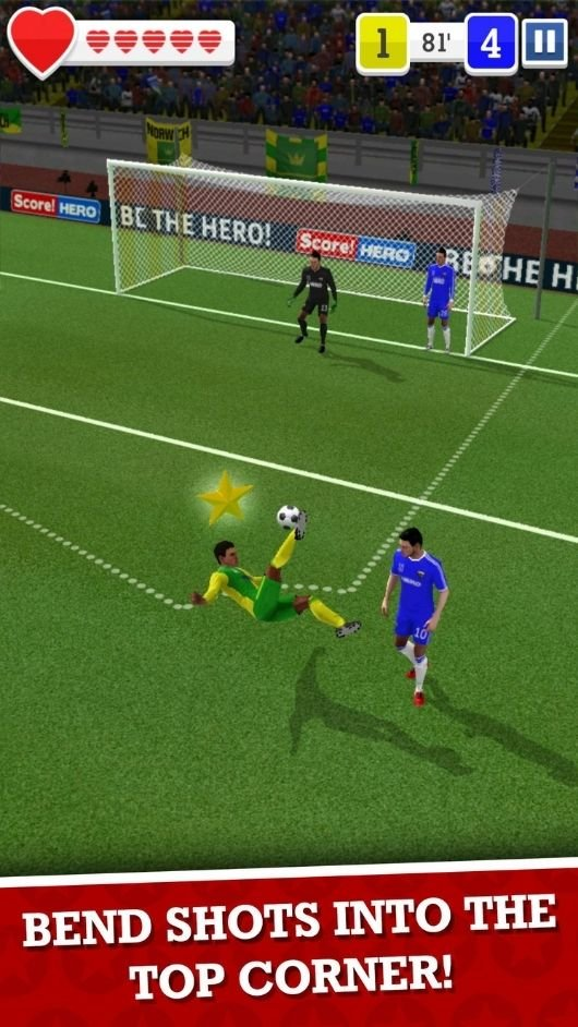 Score Hero mod download