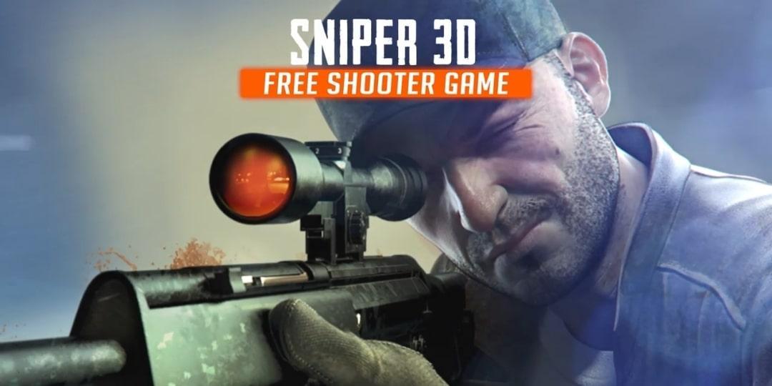 Sniper 3D Mod Apk v3.35.8 (Unlimited Money)