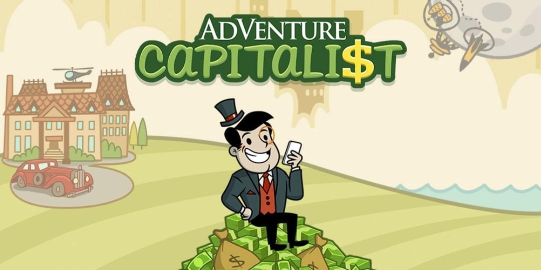 Adventure Capitalist Mod Apk v8.8.3 (Unlimited Gold)