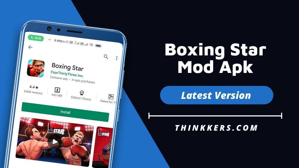 Boxing Star Mod Apk - Copy