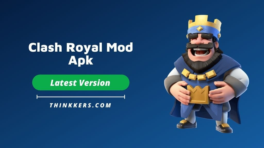 Clash Royal Mod Apk - Copy