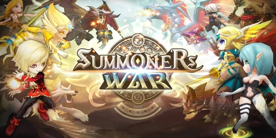 Summoners War Mod Apk v6.4.1 (Unlimited Everything)