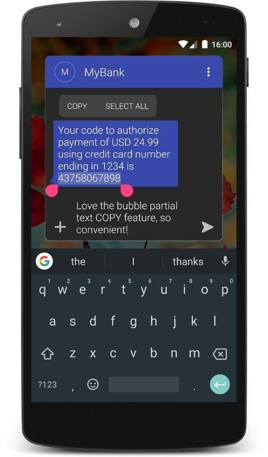 Textra SMS RPO 1