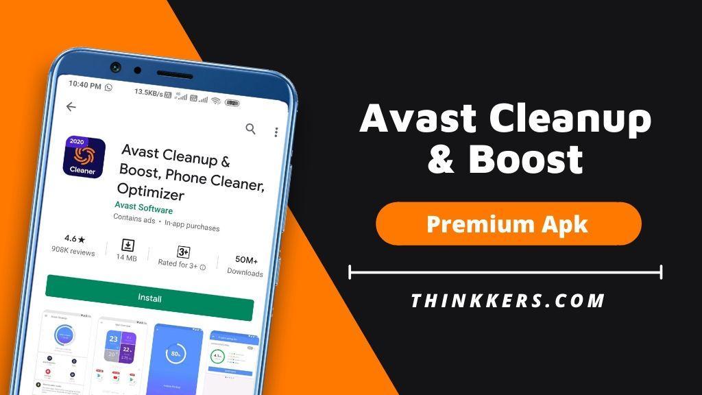 Avast Cleanup Pro Apk - Copy