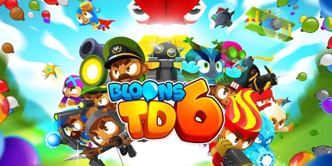 Bloons TD 6 Mod Apk v28.1 (Unlimited Money)