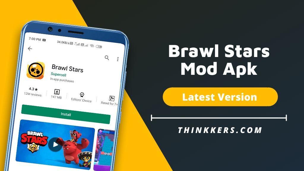 Brawl Stars Mod Apk - Copy