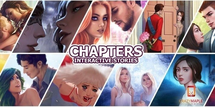 Chapters: Interactive Stories Mod Apk v6.2.6 (Unlimited Money)