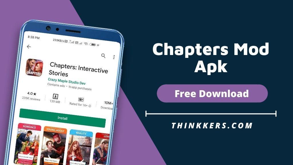 Chapters Mod Apk - Copy