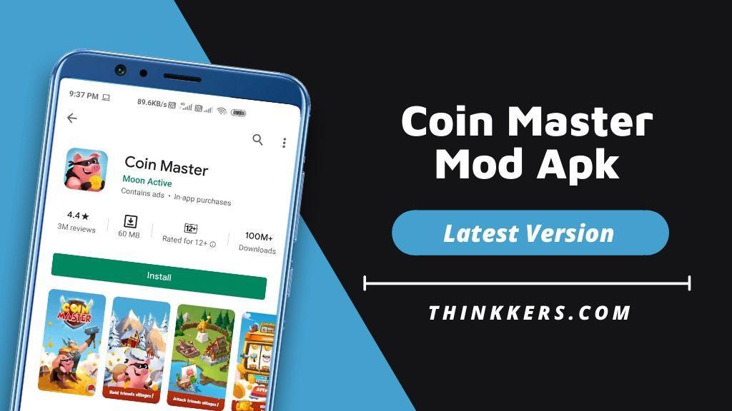 Coin master mod apk - Copy