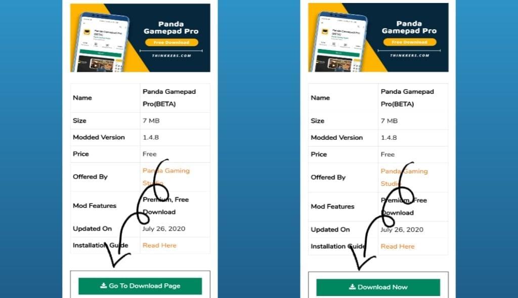Panda Gamepad Pro Download