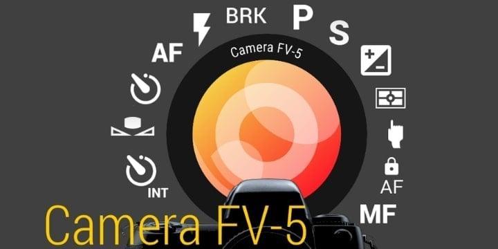 Camera FV-5 Pro Apk v5.2.9 (Free Download)