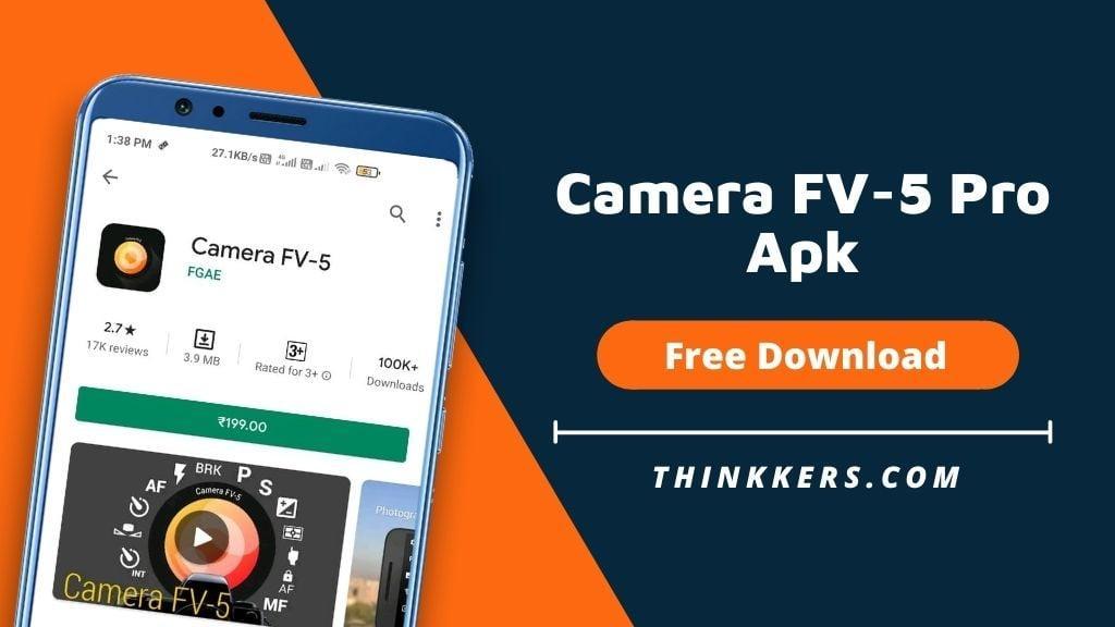 Camera FV-5 Pro Apk