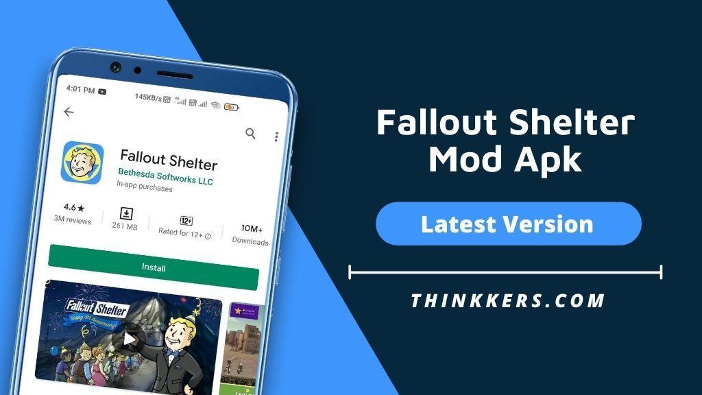 Fallout Shelter Mod Apk - Copy