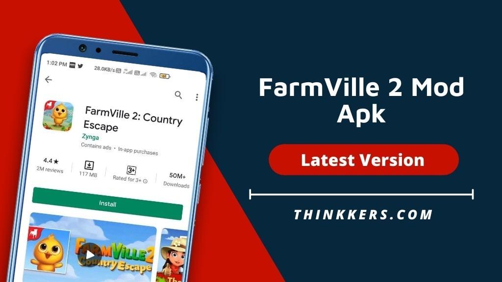 FarmVille 2 Mod Apk - Copy