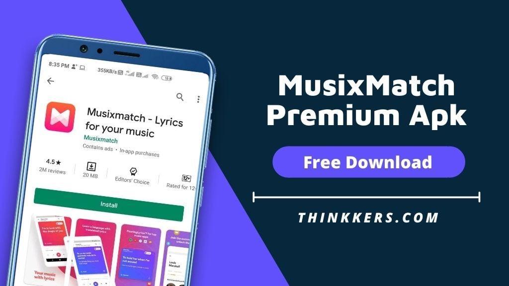 MusixMatch Premium Apk - Copy