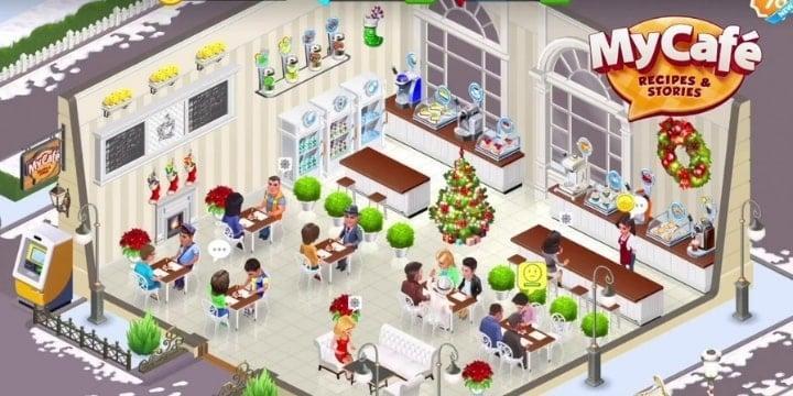 My Cafe Mod Apk v2021.11.2 (Unlimited Money)