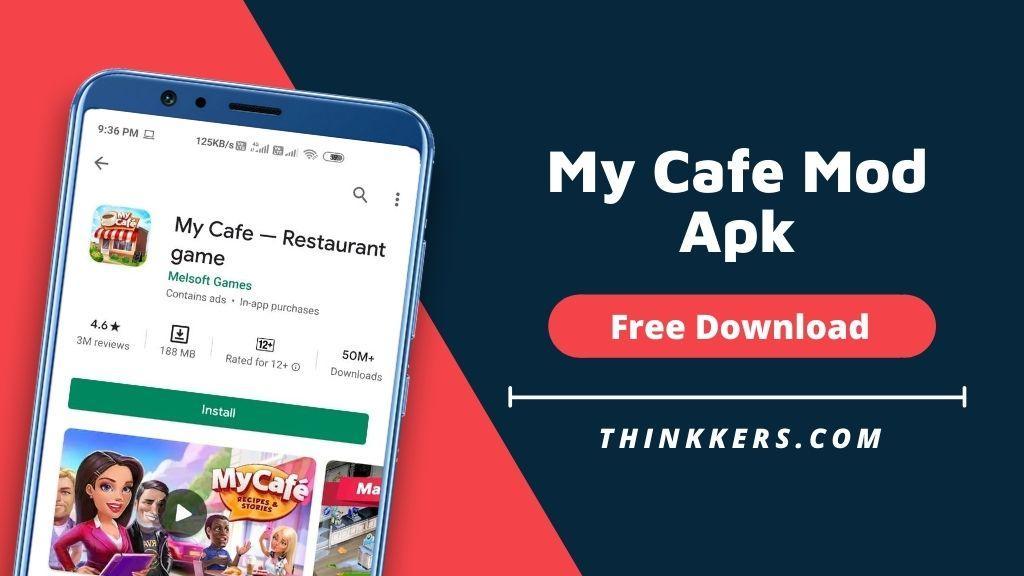 My Cafe Mod Apk Copy