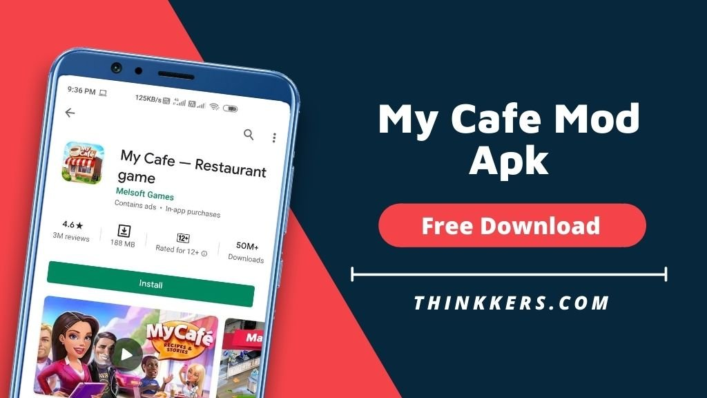 My Cafe: Restaurant Game Mod Apk