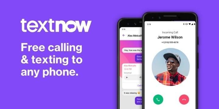 TextNow Mod Apk v21.35.0.0 (Premium Unlocked)