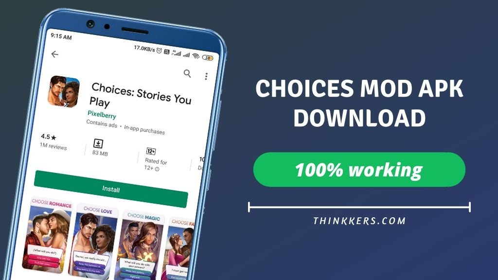 choices mod apk - Copy
