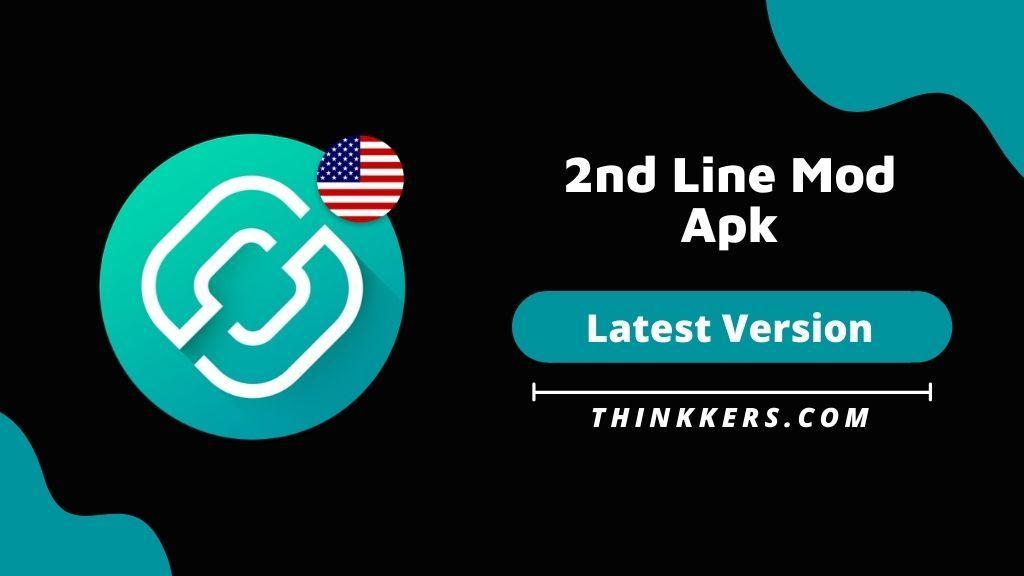 2nd Line Mod Apk