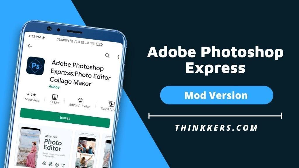 Adobe Photoshop Express Mod Apk - Copy