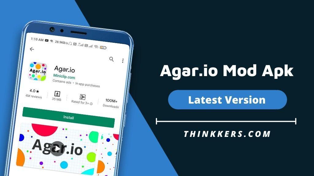 Agar.io Mod Apk - Copy