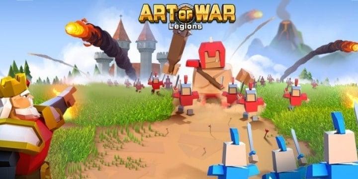 Art of War: Legions Mod Apk v4.9.2 (Unlimited Money)