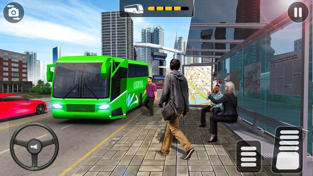 City Coach Bus Simulator Mod