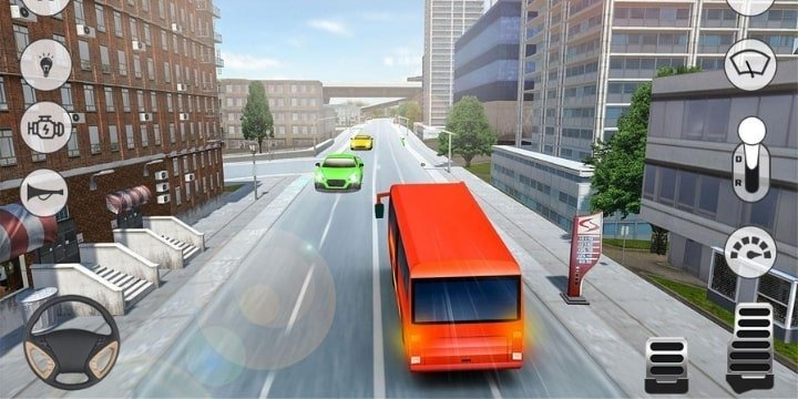 Coach Bus Simulator New Game Mod Apk v1.7.0 (Unlimited Money)