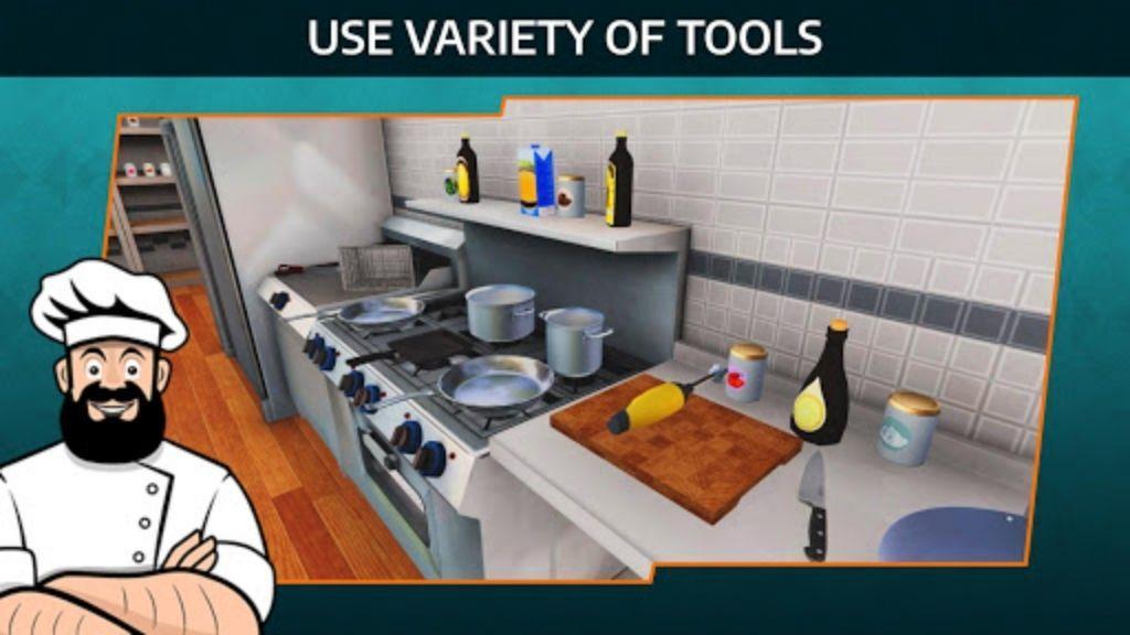 Cooking Simulator Mobile - 1