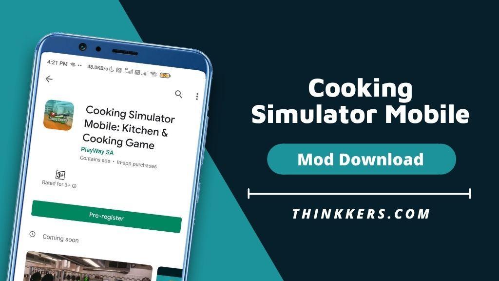Cooking Simulator Mobile mod apk - Copy