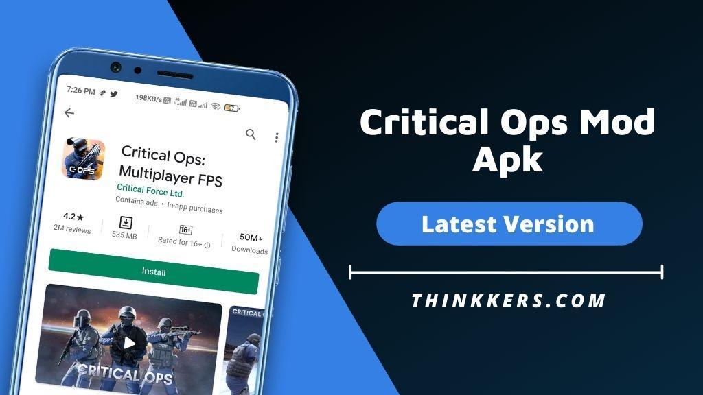 Critical Ops Mod Apk Download - Copy