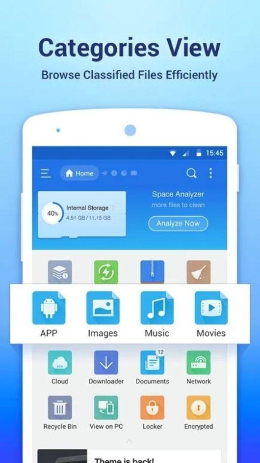 ES File Explorer mod download