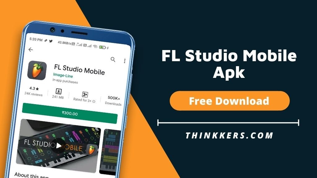 FL Studio Mobile Apk - Copy