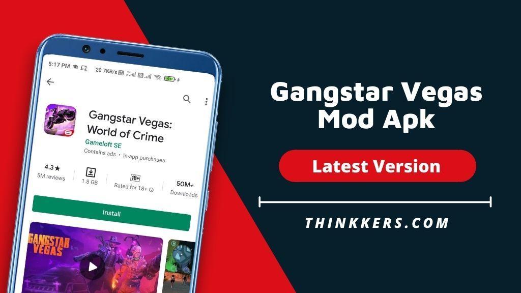 Gangstar Vegas Mod Apk - Copy