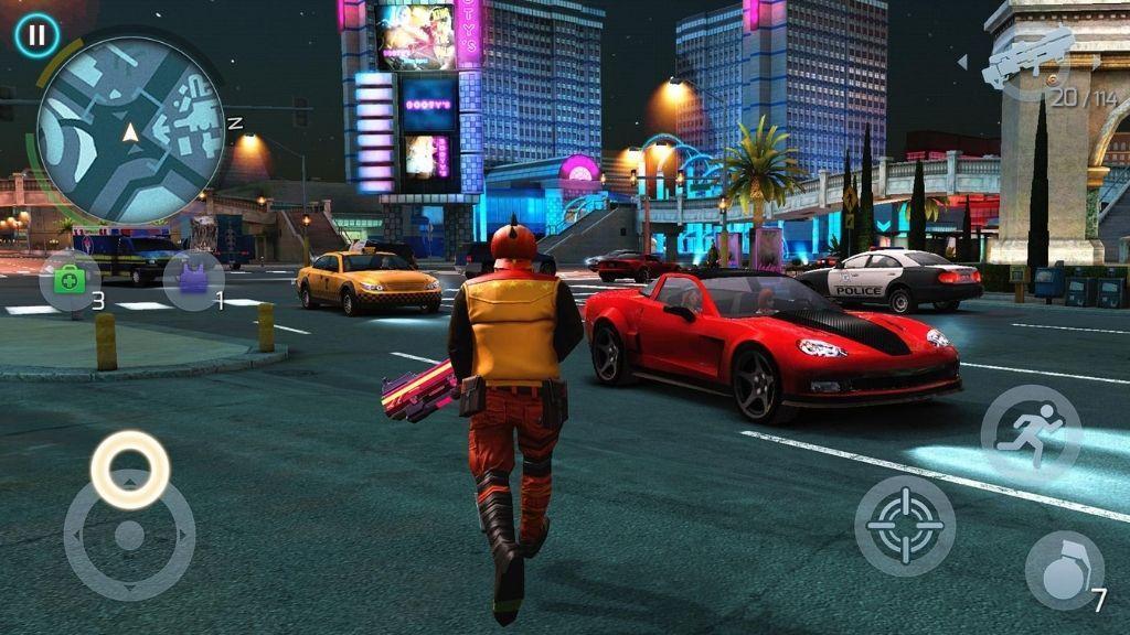 Gangstar Vegas mod