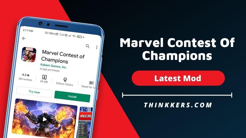 Marvel Contest Of Champions mod apk - Copy