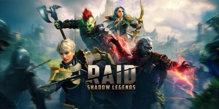 Raid Shadow Legends Mod Apk v4.40.3 (Unlimited Everything)