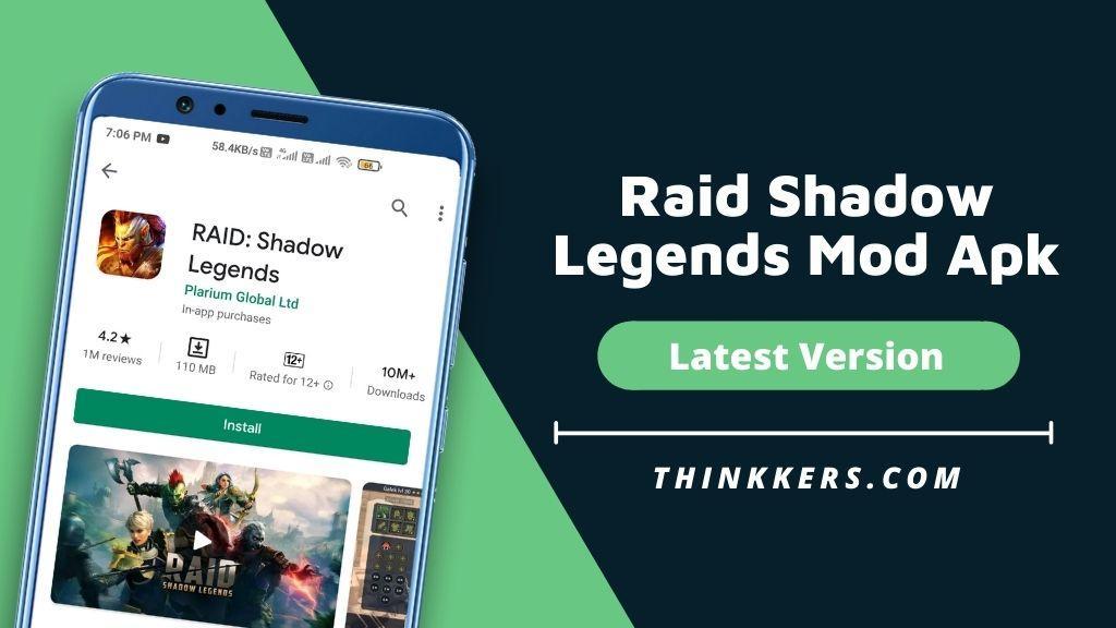 Raid Shadow Legends Mod Apk - Copy
