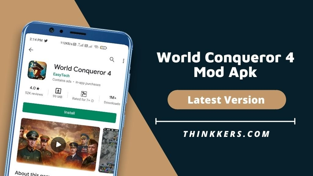 World Conqueror 4 mod apk - Copy